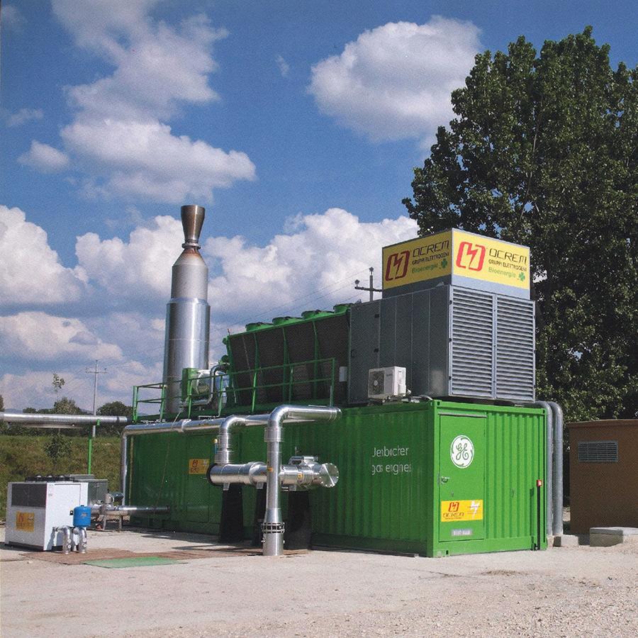 Impianti di cogenerazione diesel e gas